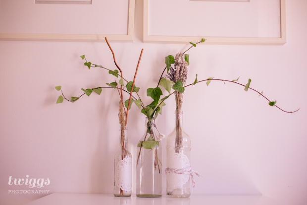 Bottles + Plants - DIY projetcs // Interior Styling