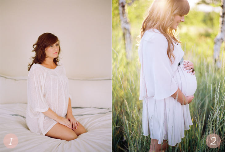 maternity session :: what to wear