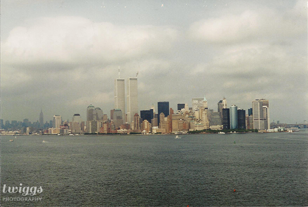 new york city, 1996
