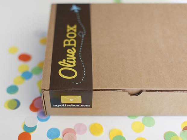 Olive Box