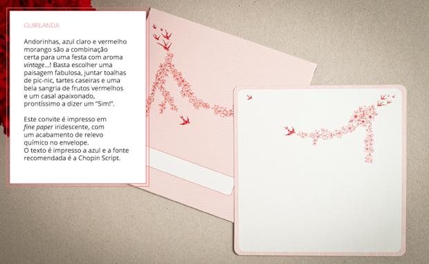 Convite de Casamento Criativo com Ilustração por Wise-Up Weddings // Portugal