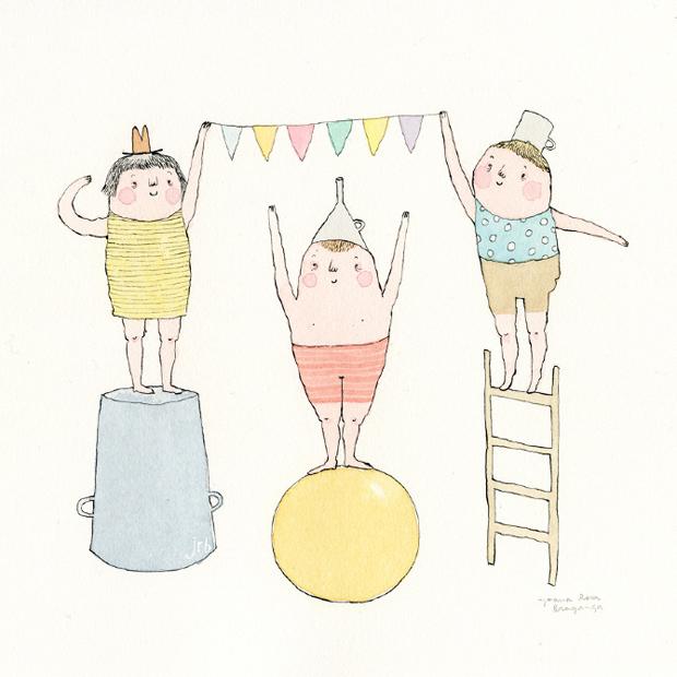 Joana Rosa Bragança Ilustrações // Local Markets