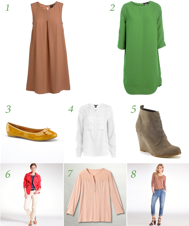 Fall Fashion from the Online Store - La Redoute