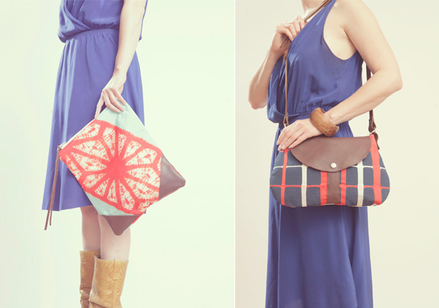 Nomad Collection Handbags by Grace Design