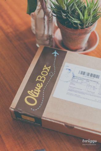 sponsor crush :: olive box