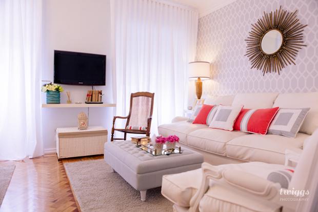 Decoração de Sala em Apartamento em Lisboa por Catarina Batista Interiores (2)