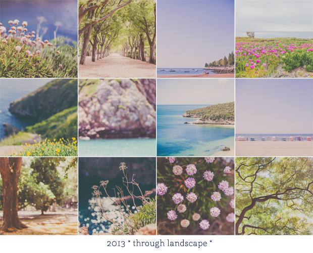 2013 Calendar featuring 12 Landscape photos by Twiggs Photography