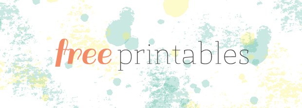 Free Printable Files designed by Twiggs Designs