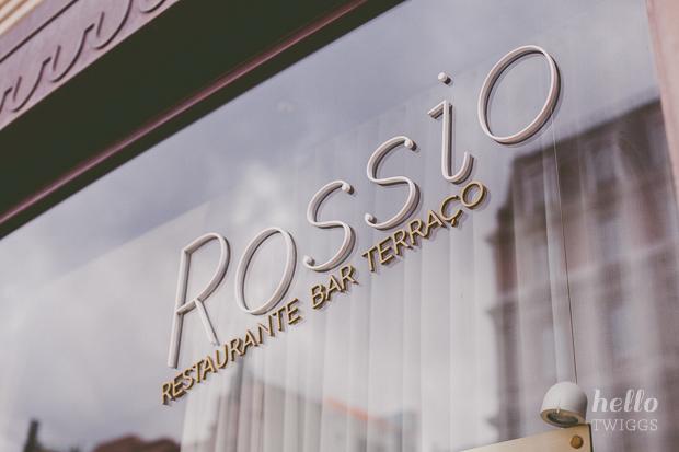 Rossio Restaurant Bar Terraço Lisboa
