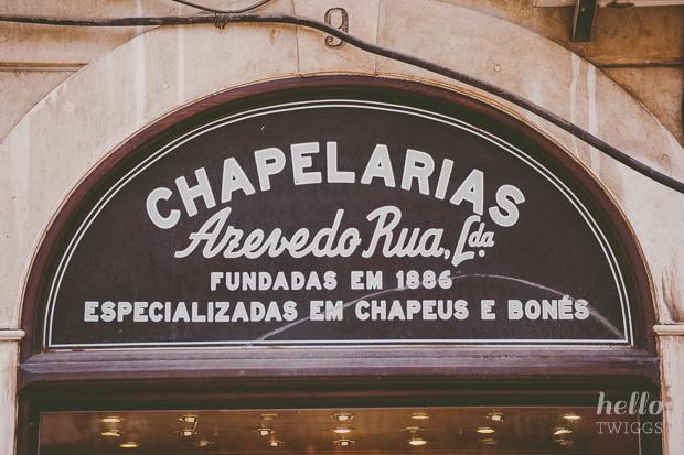 Chapelarias Azevedo Rua, Lda Lisboa
