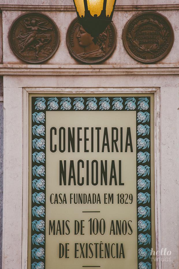 Confeitaria Nacional, Lisboa