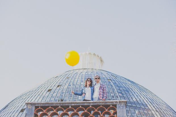 Sessão Fotográfica de Engagement em Lisboa por Claudia Casal // Hello Twiggs