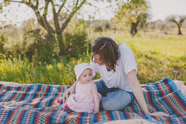 Sessão Fotográfica de família no campo em Santarém por Claudia Casal // Hello Twiggs