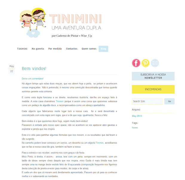 web-design stories :: tinimini