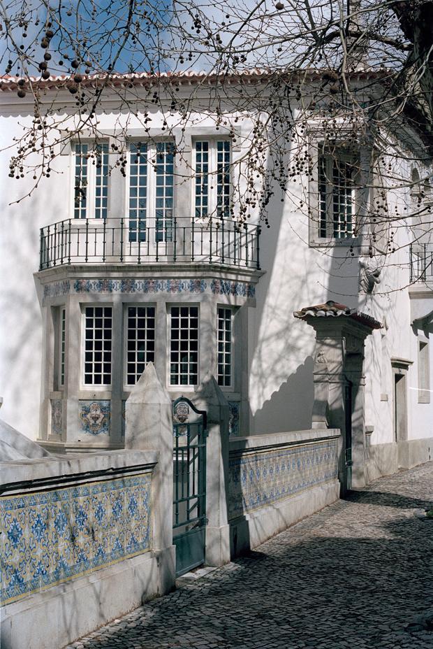 Sessão Fotográfica Analógica de Gravidez em Sintra