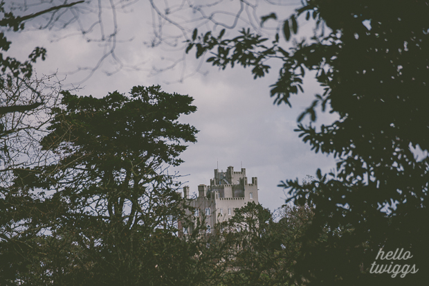 Moors Castle in Sintra by Claudia Casal