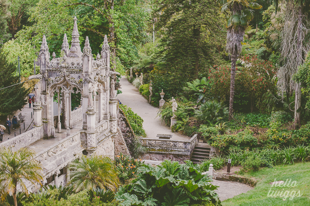 stories from sintra :: quinta da regaleira