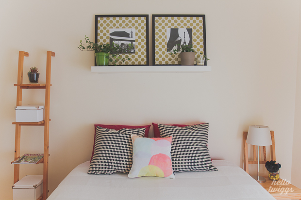 at home :: the bedroom