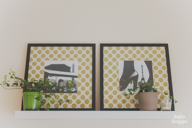 Decorating a bedroom with plants and Ikea