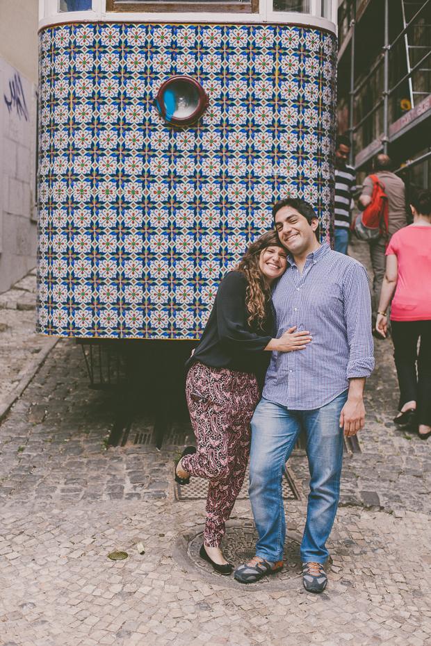 Mini-Sessão Fotográfica em Lisboa por Claudia Casal