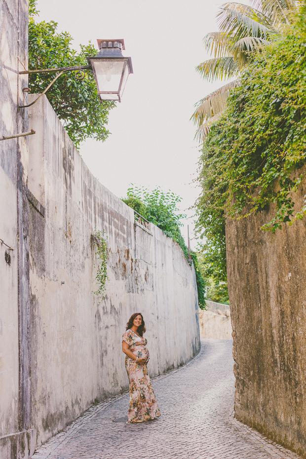 Sessão Fotográfica de Gravidez em Sintra por Claudia Casal // Hello Twiggs