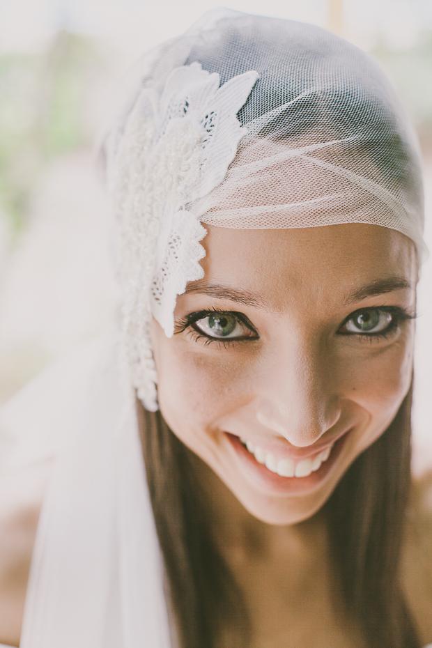 Fotografia de Casamento - Noiva com véu