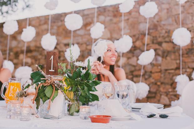 Fotografia de Casamento - Decoração Rústica