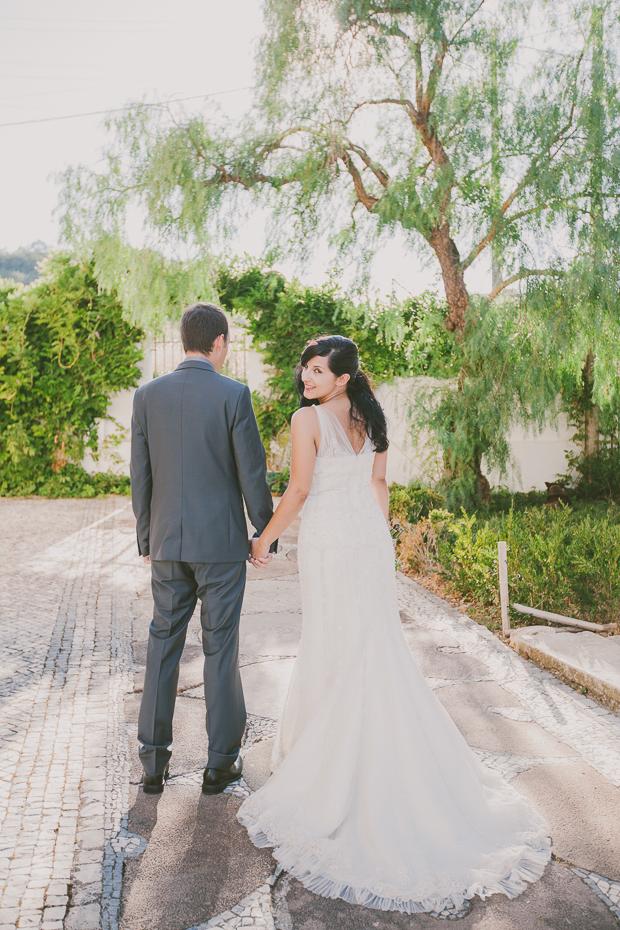 Fotografia de Casamento, Noiva e Noivo em Sessão Fotográfica