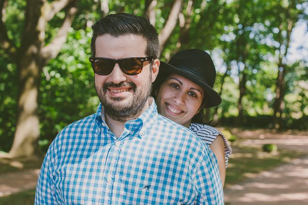 Sessão Fotográfica de Engagement - Fundação Serralves