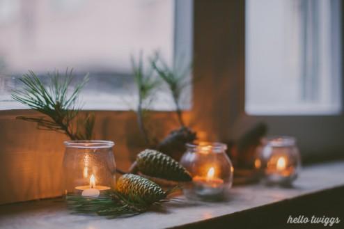 o natal cá por casa // celebrating christmas