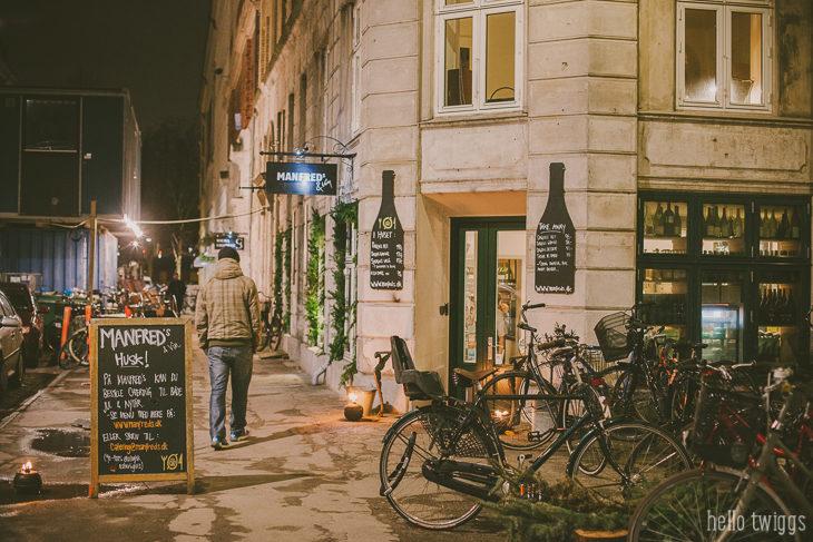 Travel Stories :: Manfred's & Vin in Copenhagen