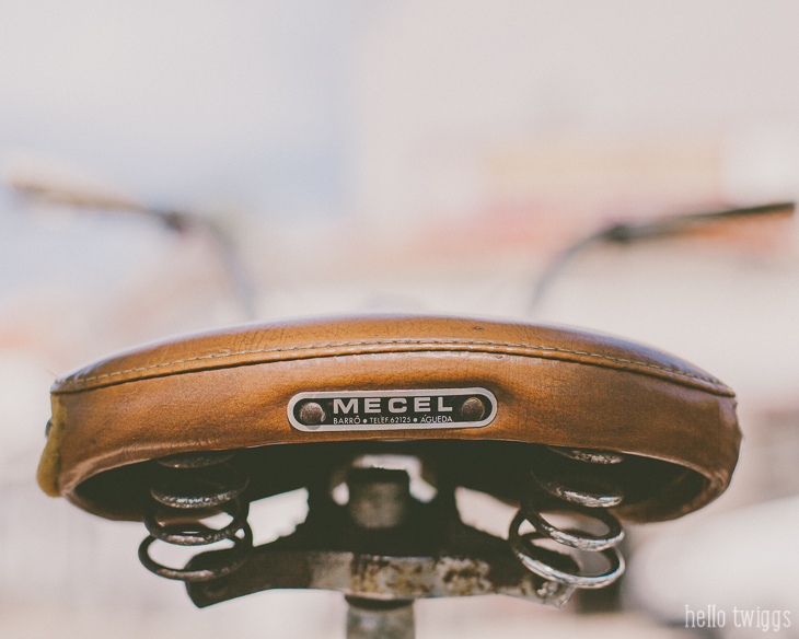 Bicicleta em Santarém