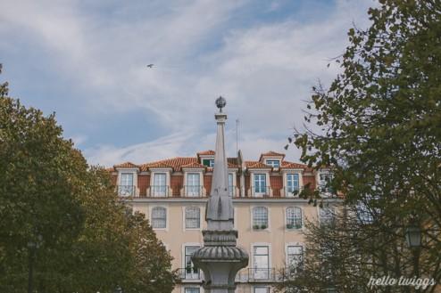 lisbon stories :: miradouro do arco da rua augusta