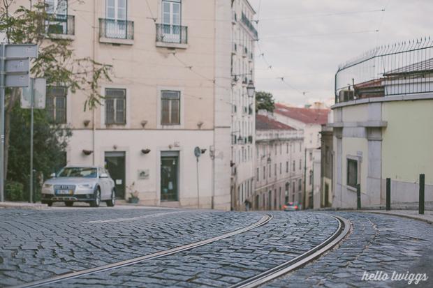 Chiado e Baixa Lisboa - Fotografias por Claudia Casal // Hello Twiggs