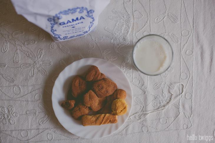 Biscoitos da Pastelaria Gama - Ericeira
