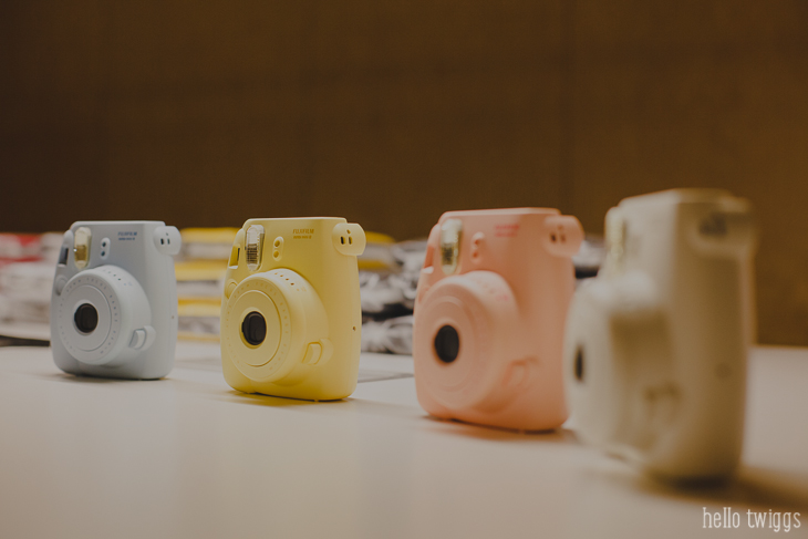 Instax Day in Madrid by Claudia Casal // Hello Twiggs