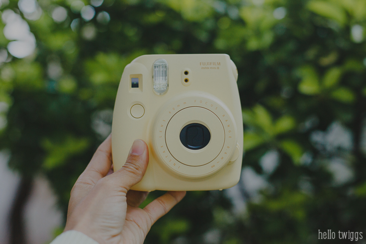 Instax Mini 8    giveaway - A Place for Twiggs 2247444739