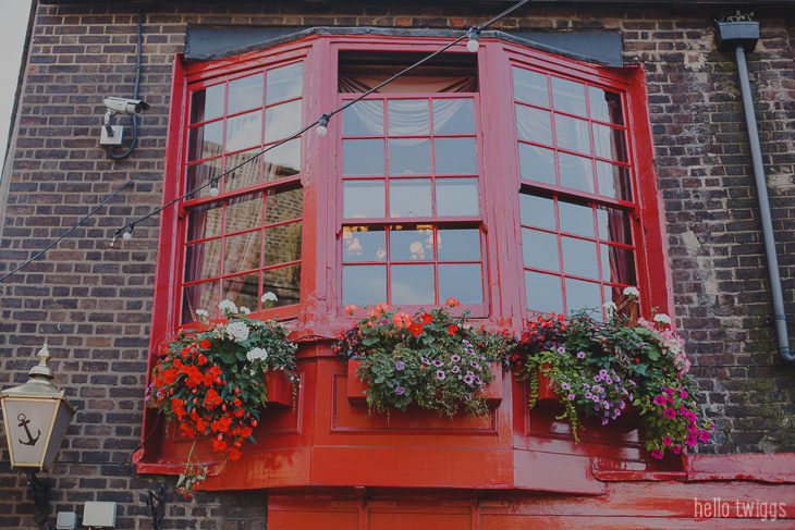 Travel to London :: wandering