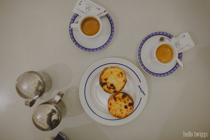 Stories from Lisbon :: os pastéis de nata de Lisboa
