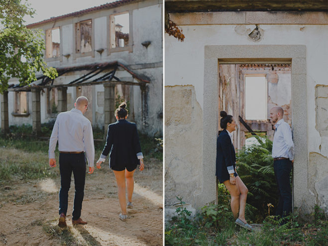 Love-Birds :: Catarina + Sean