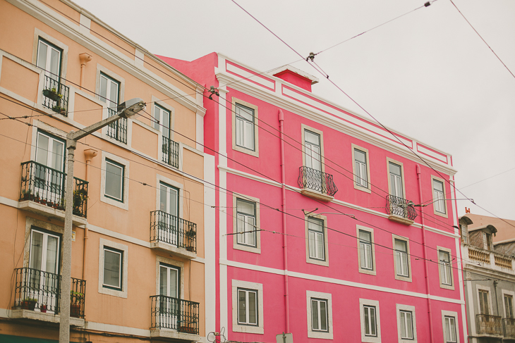 As cores de Lisboa e o slow-living