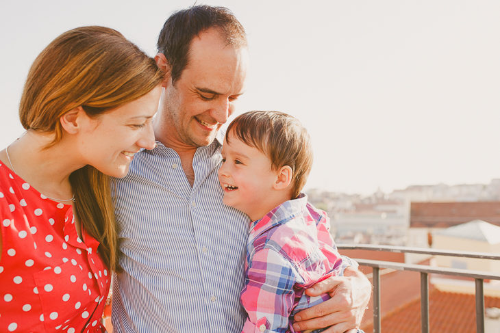 Família em Ponto Pequeno :: Valérie + Raphael + Guillaume