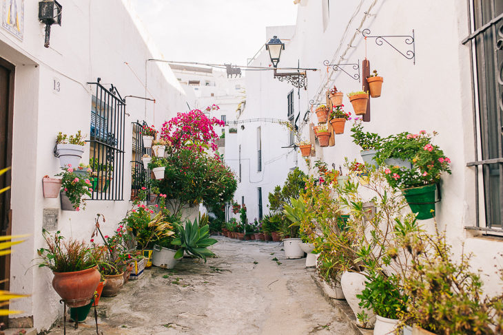 Travel to Andalusia :: Vejer de la Frontera