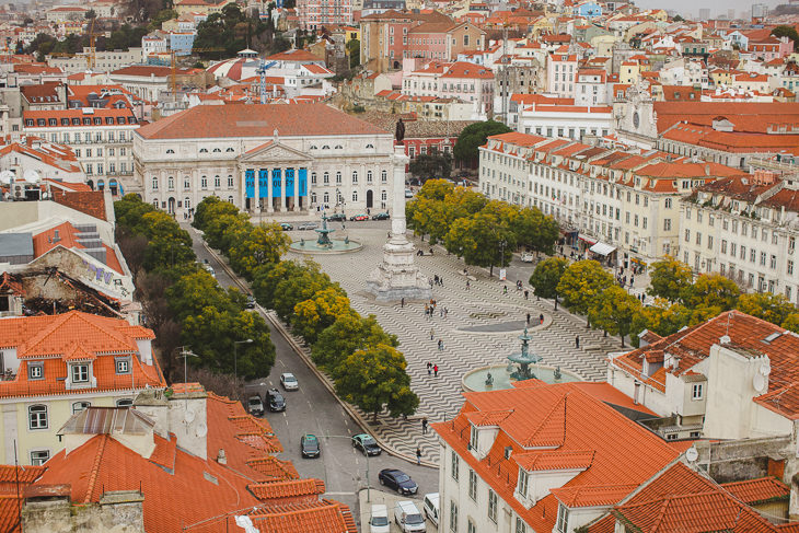 Stories from Lisbon :: Miradouro do Elevador de Santa Justa