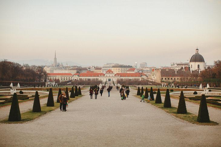Travel to Vienna :: dois dias muito frios