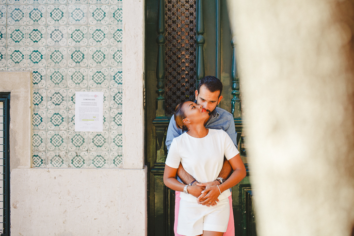 Engagement Session in Lisbon by Hello Twiggs