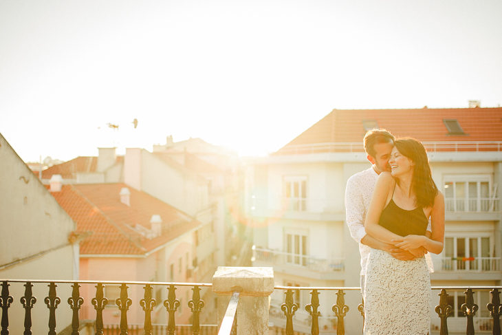 Engagement Session in Lisbon :: Laura + Bruno