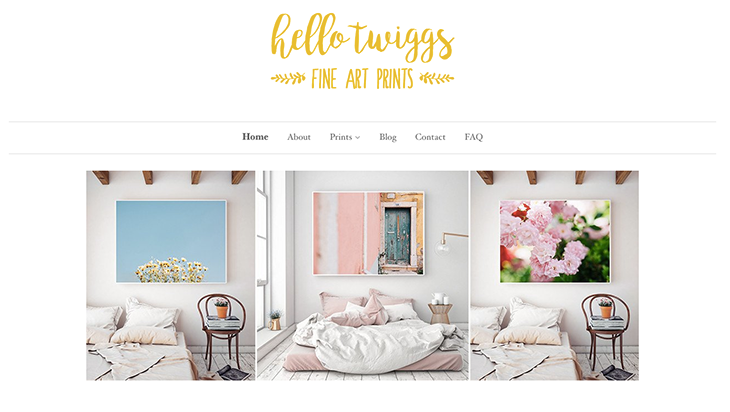 Hello Twiggs Print Shop, Fine Art Prints